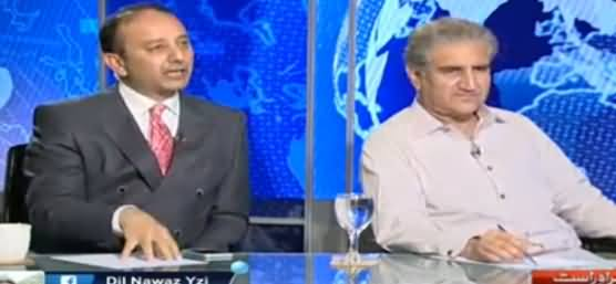 Nadeem Malik Live (Imran Khan Ready For Dharna) – 18th October 2016