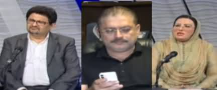 Nadeem Malik Live (Imran Khan's Big Decision) - 4th March 2021