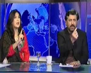 Nadeem Malik Live (Increasing Terrorism in Pakistan) – 21st January 2014