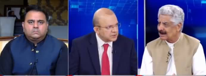 Nadeem Malik Live (India Ends Special Status of Kashmir) - 5th August 2019