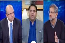 Nadeem Malik Live (Indian Accusations & Pakistan's Reply) – 19th February 2019