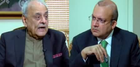 Nadeem Malik Live (Interior Minister Brig (R) Ejaz Shah Interview) - 11th September 2019