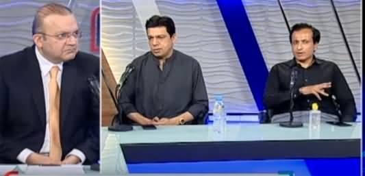 Nadeem Malik Live (Investigation From Shahbaz Sharif) - 22nd June 2021