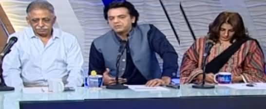 Nadeem Malik Live (Is Deal Part of Pakistan's Politics) - 7th July 2021