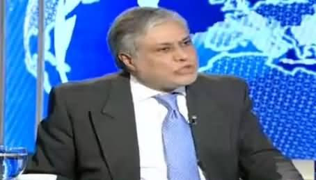 Nadeem Malik Live (Ishaq Dar Exclusive Interview) - 9th January 2017