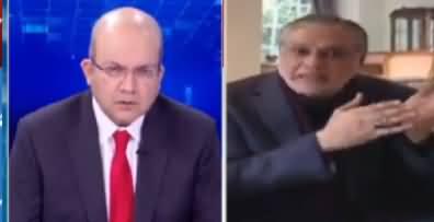 Nadeem Malik Live (Ishaq Dar Views About PTI Economic Policy) - 28th March 2019