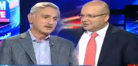 Nadeem Malik Live (Jahangir Tareen Exclusive Interview) - 9th May 2018