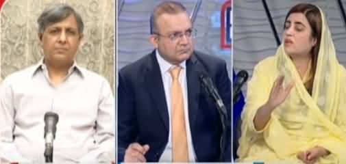 Nadeem Malik Live (Jahangir Tareen Vs Imran Khan) - 27th April 2021