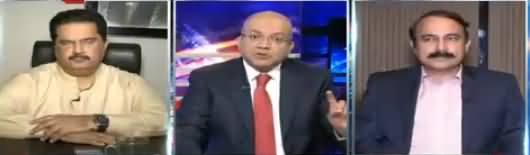 Nadeem Malik Live (Karachi Ki Siasat Mein Hulchul) - 8th February 2018