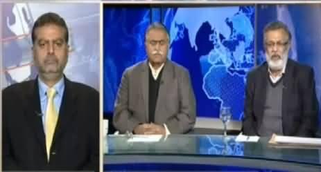 Nadeem Malik Live (Karchi Once Again on the Target of Terrorists) - 3rd February 2015