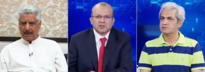 Nadeem Malik Live (Kashmir Issue, Pakistan's Economy) - 2nd September 2019
