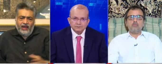 Nadeem Malik Live (Kashmir Mein Bharti Dehshatgardi Jari) - 21st August 2019