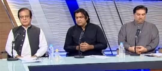 Nadeem Malik Live (Kashmir Solidarity Day) - 5th August 2021
