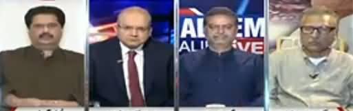 Nadeem Malik Live (Khalai Makhlooq Vs Zameen Makhlooq) - 10th May 2018