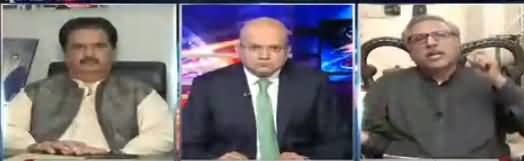 Nadeem Malik Live (Kia Hakumat Ki Mazeed Wickets Girein Gi) - 25th December 2017