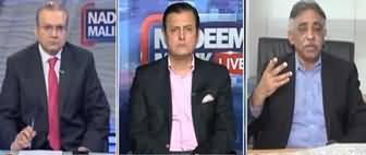 Nadeem Malik Live (Kia Kisi Siasi Tabdeeli Ka Imkan?) - 13th February 2020