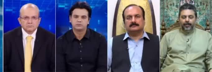 Nadeem Malik Live (Kisi Ko NRO Nahi Mile Ga - Imran Khan) - 3rd July 2019