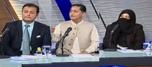 Nadeem Malik Live (Lahore Motorway Incident) - 16th September 2020