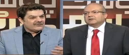 Nadeem Malik Live (Last Day of PMLN Govt) - 31st May 2018