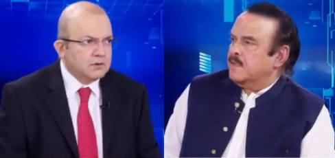 Nadeem Malik Live (Leaked Video of Judge, Other Issues) - 8th July 2019