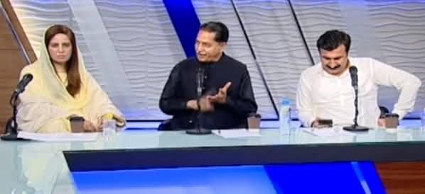 Nadeem Malik Live (Maryam Nawaz Ka Fauj Se Izhar e Mohababt) - 12th July 2021
