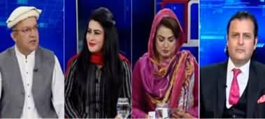 Nadeem Malik Live (Maulana Ka Azadi March, PMLN, PPP) - 10th October 2019