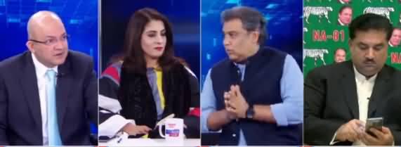 Nadeem Malik Live (Mehngai Mein Izafa) - 9th April 2019