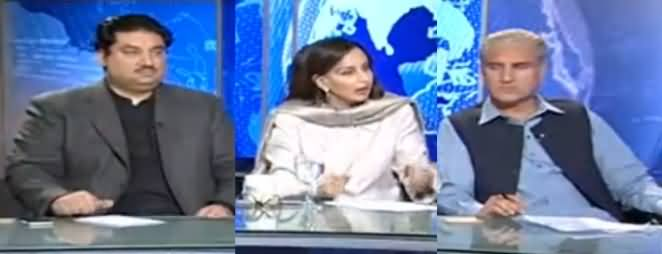 Nadeem Malik Live (Military Courts Ka Aik Saal) – 6th March 2017