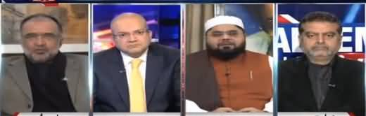 Nadeem Malik Live (MMA ki Bahali) - 14th December 2017