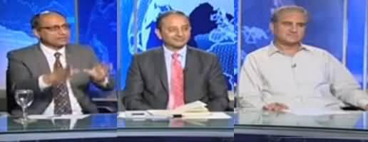 Nadeem Malik Live (Muhammad Zubair Ka U-Turn) – 6th October 2016