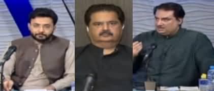 Nadeem Malik Live (NA-249: Again Rigging Allegations) - 4th May 2021