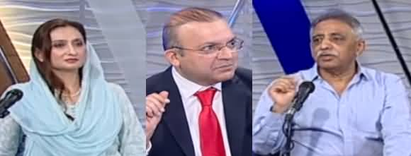 Nadeem Malik Live (NA-249 By-Election, Other Issues) - 3rd May 2021
