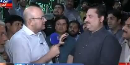 Nadeem Malik Live (NA-81 Gujranwala) - 5th July 2018