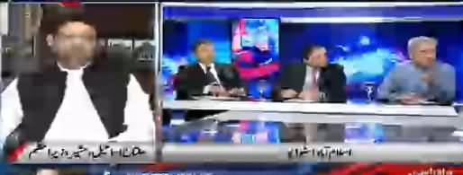 Nadeem Malik Live (Na Ahel Shakhs Party Sadar) - 2nd October 2017