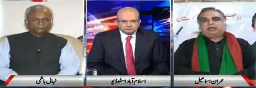 Nadeem Malik Live (NAB Ka Ghaira Tang) - 27th June 2018