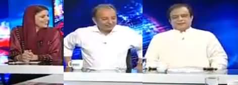 Nadeem Malik Live (Nai Hakumat Ki Tashkeel) - 13th August 2018