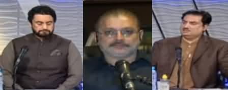 Nadeem Malik Live (National Assembly Session) - 20th April 2021