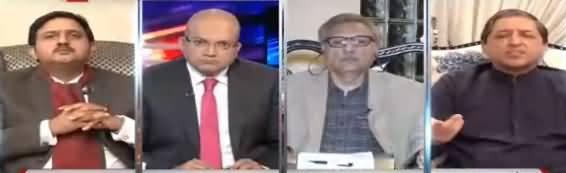 Nadeem Malik Live (Nawaz Sharif Ka Bayan) - 4th January 2018
