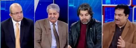 Nadeem Malik Live (Nawaz Sharif Ko Rihai Na Mili) - 25th February 2019