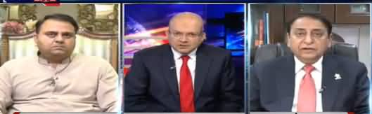 Nadeem Malik Live (Nawaz Sharif & Maryam Nawaz Want Exemption) - 22nd March 2018