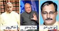 Nadeem Malik Live (Nawaz Sharif Visits Karachi) - 16th February 2015
