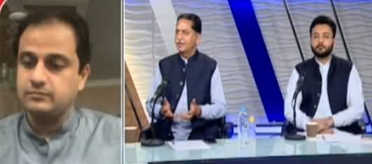 Nadeem Malik Live (Nawaz Sharif Vs Shahbaz Sharif) - 3rd August 2021