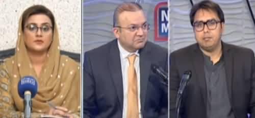 Nadeem Malik Live (Open Ballot, DG ISPR Statement) - 8th February 2021