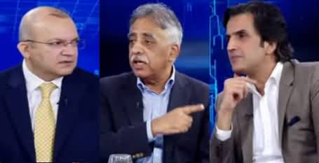 Nadeem Malik Live (Opposition Getting United Against Govt) - 30th September 2019