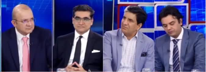 Nadeem Malik Live (Opposition Ka Yaum e Siah) - 25th July 2019