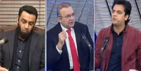 Nadeem Malik Live (Opposition's Attacks on Govt) - 28th December 2020