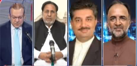 Nadeem Malik Live (Opposition's Upcoming Rally) - 14th October 2020