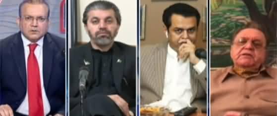 Nadeem Malik Live (Pak India Relations) - 26th April 2021