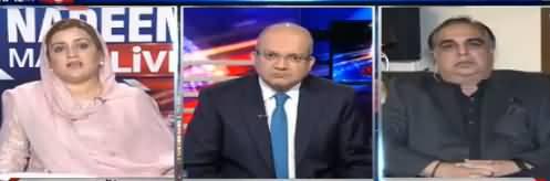 Nadeem Malik Live (Pakistan Steel Mill Muft Mein Dene Ka Faisla) - 15th March 2018