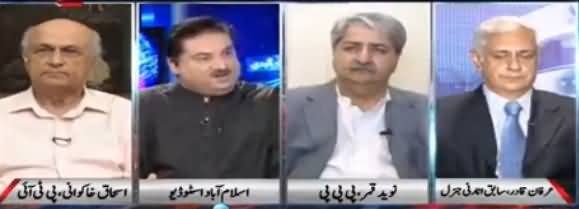 Capital Talk - 4th July 2017 - Geo News